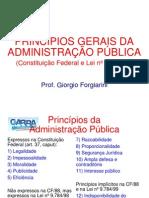 Principios Da Administracao GARRA