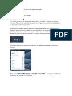 Manual Para Configurar Un Servicio de Red en Windows 7