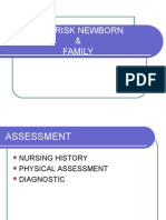 High Risk Newborn and Family