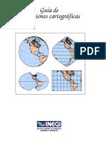 Guía de Proyecciones INEGI