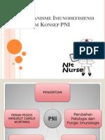 Mekanisme Imunodefisiensi Dalam Konsep PNI