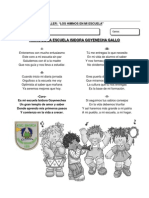 Guía Himno de la Escuela + Himno Nacional completo
