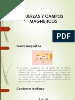 Fuerzas y Campos Magneticos