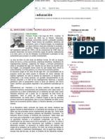 El Marxismo Como Teoria Educativa