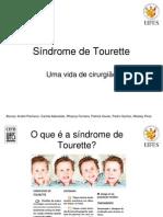 Síndrome de Tourette Apresentação