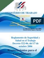 3 Reglamento 522 06 Miguelina Ramirez