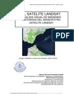 Análisis Visual Imágenes Landsat