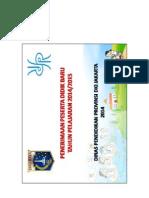 Informasi PPDB DKI Tapel 2014-2015