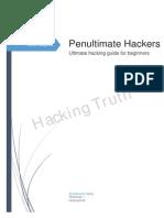 Penultimate Hackers
