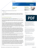 Magic Quadrant for Business Intelligence and Analytics Platforms - January