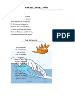 Poemas de Rafael Ángel Niño