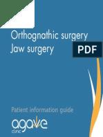 Orthognathic Surgery Jaw Surgery