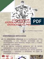 Untecspatología de Las Enfermedades Infecciosas