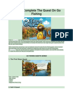 How to Complete the Quest on Go Fishing