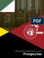 WorldMUN 2014 Prospectus