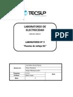 Informe 3 de Elctronica (Ancota , Paricahua, Ollancaya)