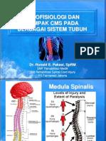 Patofisiologi dan Dampak Cedera Medula Spinalis (Spinal Cord Injury) Pada Berbagai Sistem Organ