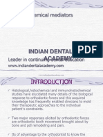 Biochemical Mediators Ortho / orthodontic courses by Indian dental academy