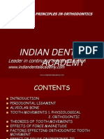 Bioengineering Principles in Orthodontics / orthodontic courses by Indian dental academy