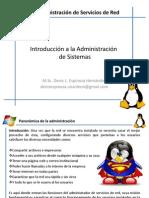 01-Introducción a La Administracion de Sistemas