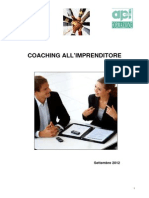 Coaching Manuale