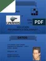 Hacking y Lykanos
