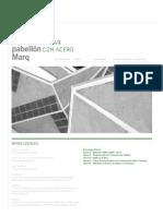 Bases - Concurso Nacional de Anteproyectos_ Nuevo Pabellón Marq - Crear Con Acero