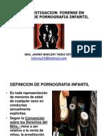 La investigación forense en los casos de pornografía infantil