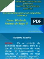Diapositivas Riegos II