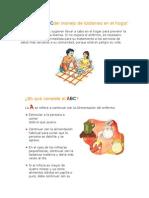 ABC de La Enfermedad
