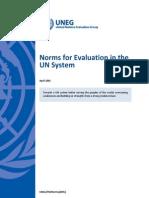 Uneg Norms 2005-Final