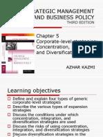 Kazmi Strategy Mgt Lessons Part 4