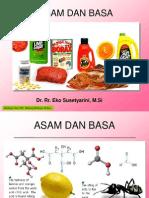 Kimia Asam Dan Basa