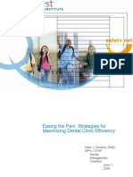 Easing the Pain Strategies for Maximizing Dental Clinic Efficiency