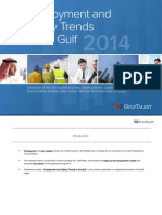 Gulf Talent-Employment and Salary Trends in the Gulf 2014