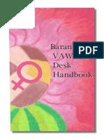 VAW Desk Handbook