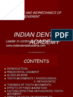Biology and Biomechanics Ortho / orthodontic courses by Indian dental academy