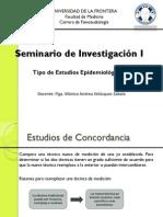 CLASE 2 Tipos de Estudios Epidemiologicos II