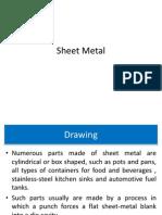 MP11 Sheet Metal
