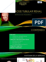 Acidosis Tubular Renal Pediatria