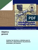 Deteccion de Presiones Anormales y de Fractura Pdvsa