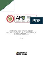 32. Manual Formulacion Proyectos