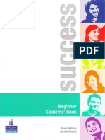 Success Beginner Student 's Book