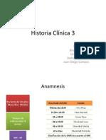 Historia Clínica 3