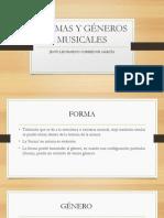 Formas y Generos Musicales