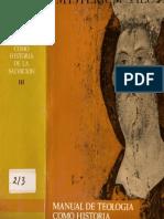 Ediciones Cristiandad - Mysterium Salutis III - El Acontecimiento Cristo