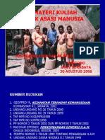 Materi Kuliah Ham 2006