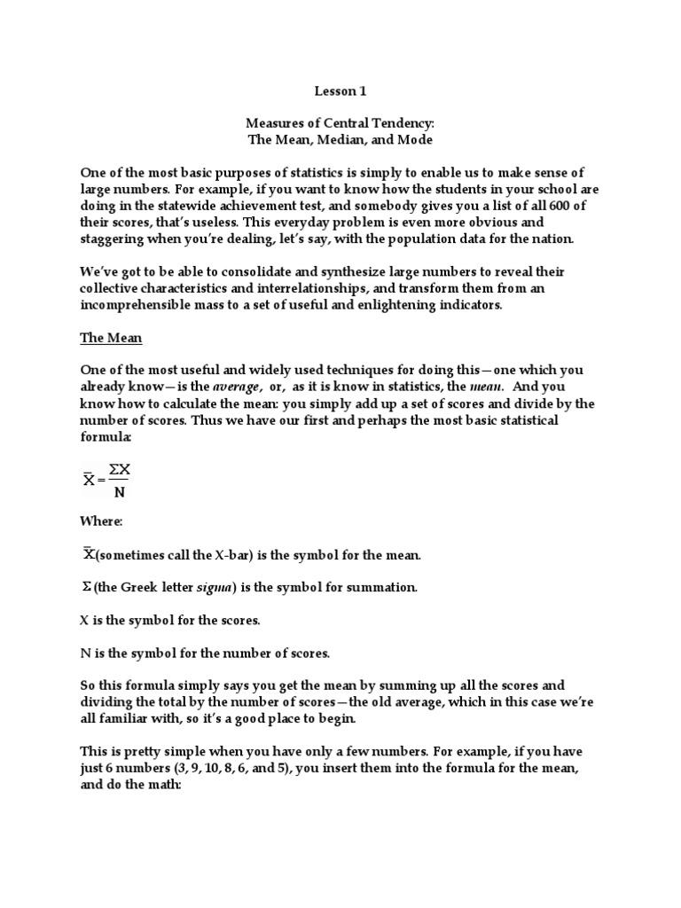 Statistics basics statistical significance students t test biocorpaavc