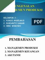 pengenalan manajemen produksi