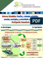 Entornos Saludables y Participación Comunitaria